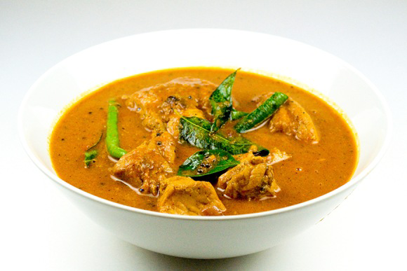 Kelly 39 s chicken curry dish for Al noor indian cuisine